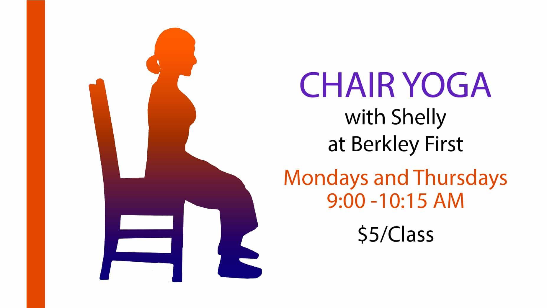 Chair Yoga Berkley First
